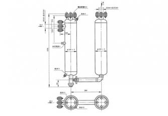 BC2H2-10m3/h中央乙炔回火防止器