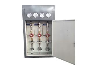 BC2H2/B1-3型乙炔气用点阀箱